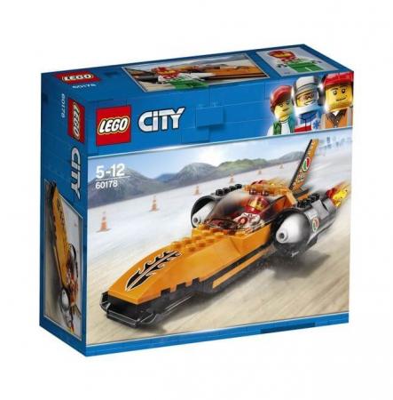 LEGO® City Great Vehicles Masina de viteza 60178 [0]