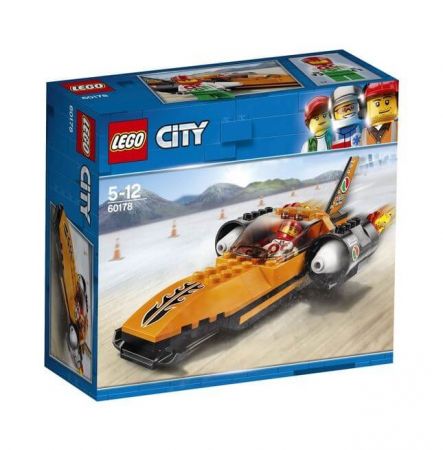 LEGO® City Great Vehicles Masina de viteza 60178 [8]