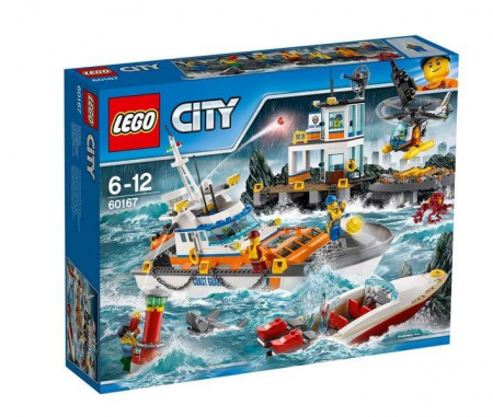 LEGO® City Great Vehicles Sediul central al Garzii de coasta 60167 [2]