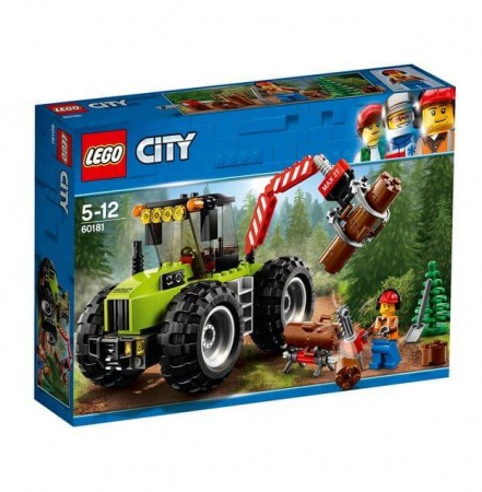 Lego City Great Vehicles Tractor de padure 601810