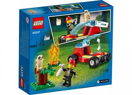 LEGO® City: Incendiu in padure 602471