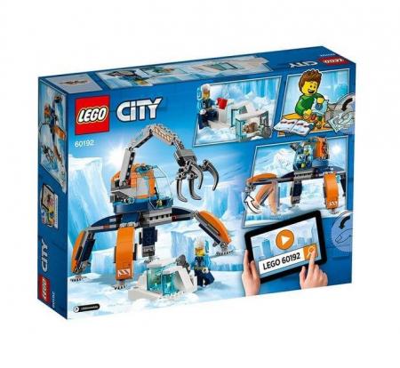 Lego City  Macara Arctica 601923