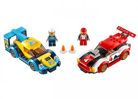LEGO® City: Masini de curse 602560