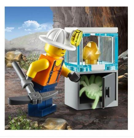 Lego City Mining Echipa de minerit 601846