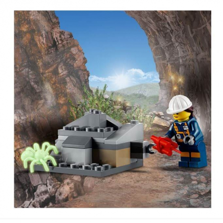 Lego City Mining Echipa de minerit 601843