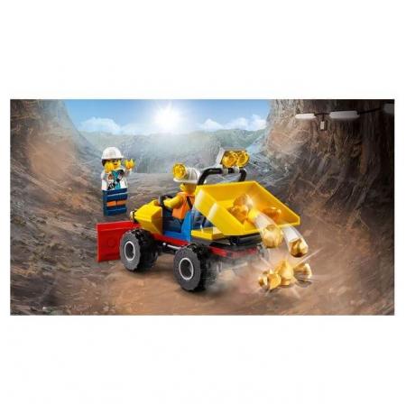 Lego City Mining Foreza de minerit de mare putere 601864