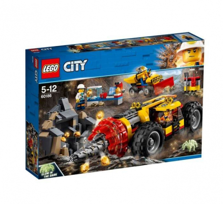 Lego City Mining Foreza de minerit de mare putere 601860