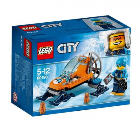 Lego City  Planor arctic 601901