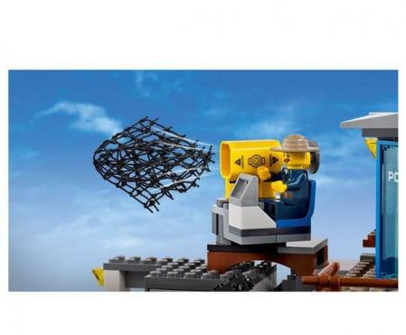 Lego City Police Cartierul general al politiei montane 601744