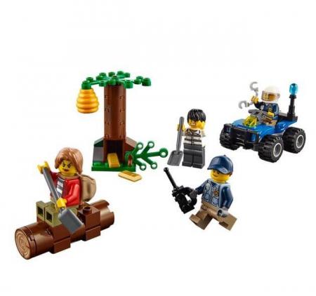 LEGO® City Police Dezertori pe munte 60171 [1]