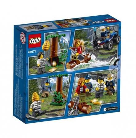 LEGO® City Police Dezertori pe munte 60171 [6]