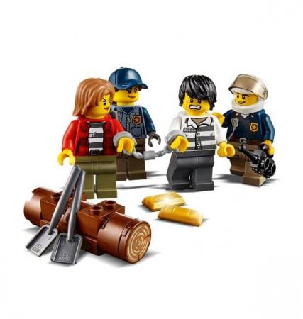 LEGO® City Police Dezertori pe munte 60171 [5]