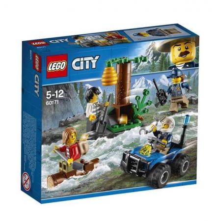LEGO® City Police Dezertori pe munte 60171 [0]