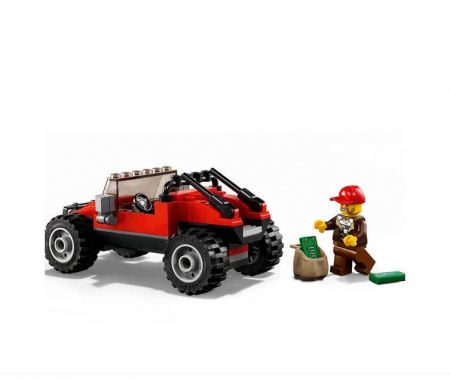 Lego City Police Goana pe teren accidentat 601721