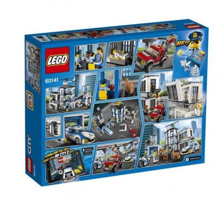 Lego City Police Sectie de politie 601411