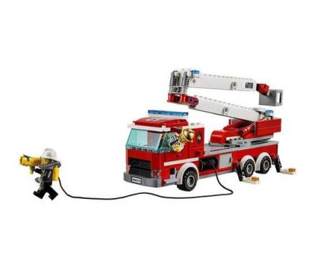 Lego City Remiza de pompieri 601102