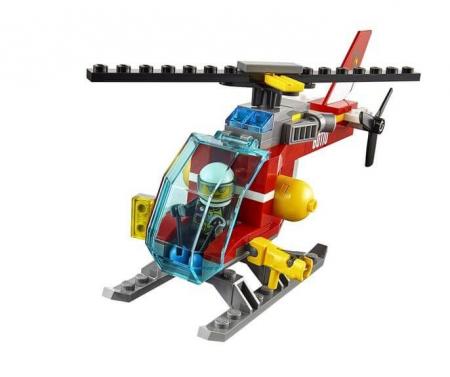 Lego City Remiza de pompieri 601103