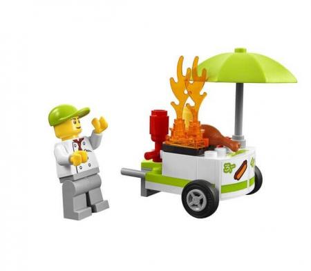 Lego City Remiza de pompieri 601104