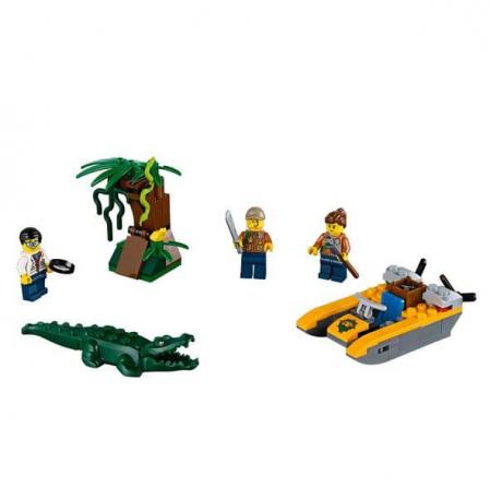 LEGO® City Set de jungla pentru incepatori 60157 [1]
