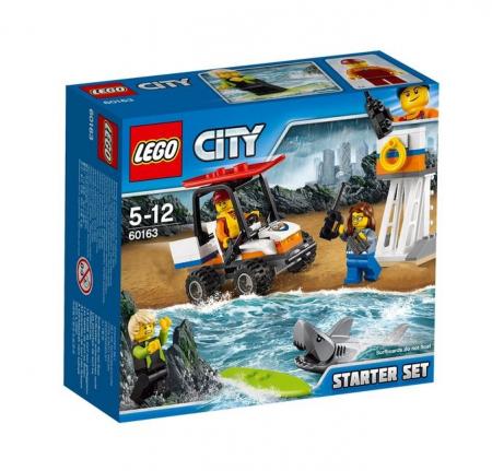 Lego City Set pentru incepatori Garda de coasta 601630