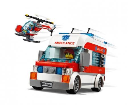 Lego City  Spitalul LEGO  City 602047