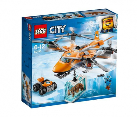 Lego City  Transport aerian arctic 601934