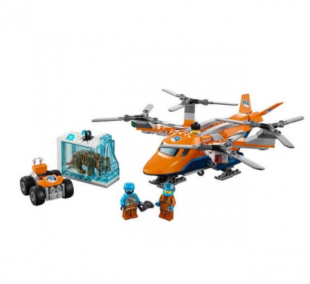 Lego City  Transport aerian arctic 601935