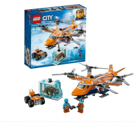 Lego City  Transport aerian arctic 601936
