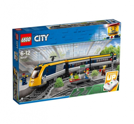 Lego City Tren de calatori 601970