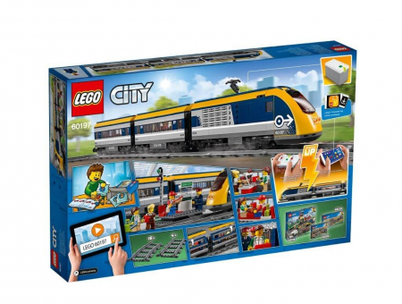 Lego City Tren de calatori 601974