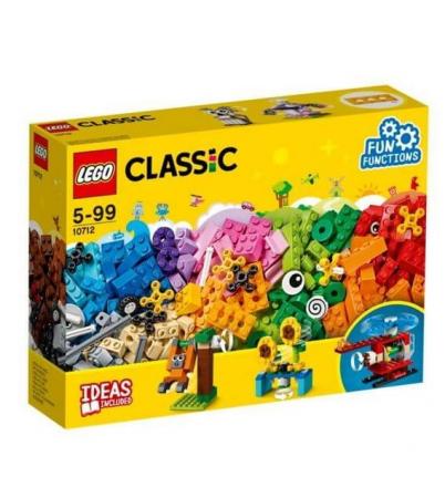Lego Classic Caramizi si roti variate 107120