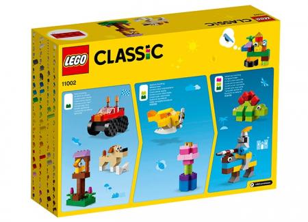 LEGO® Classic: Cărămizi de bază 11002 [1]