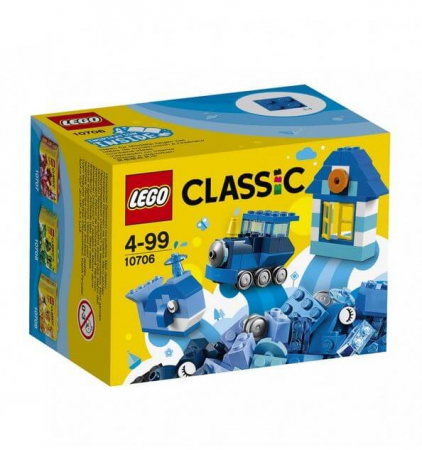 Lego Classic Cutie albastra de creativitate 107060
