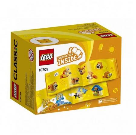 Lego Classic Cutie portocalie de creativitate 107091