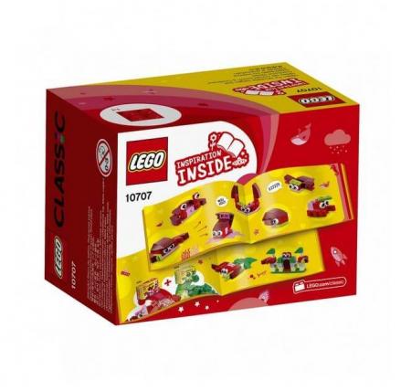 Lego Classic Cutie rosie de creativitate 107071