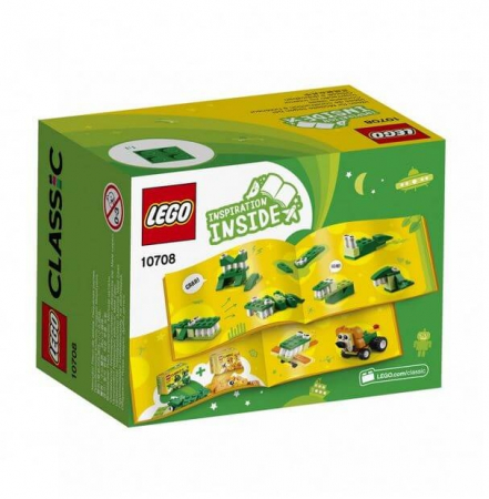 Lego Classic Cutie verde de creativitate 107081