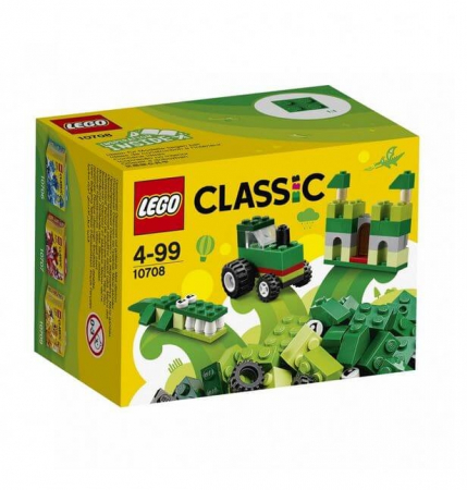 Lego Classic Cutie verde de creativitate 107080