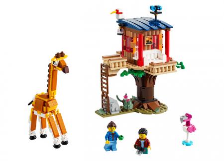 LEGO® Creator: Casuta din savana 31116 [0]