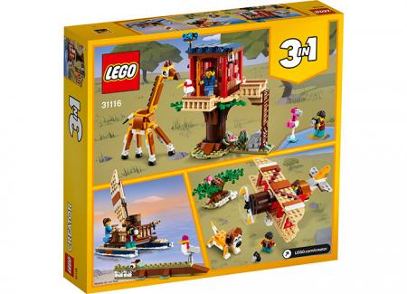 LEGO® Creator: Casuta din savana 31116 [1]