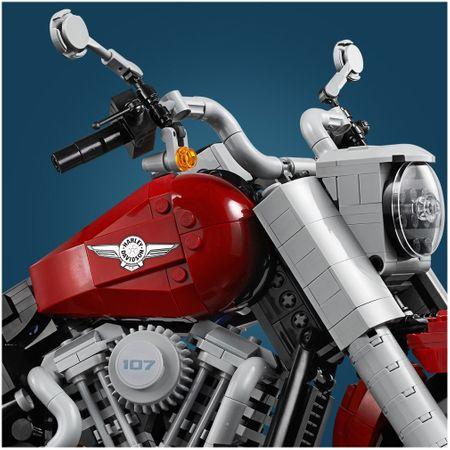 LEGO Creator Expert - Harley-Davidson Fat Boy 102695