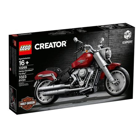 LEGO Creator Expert - Harley-Davidson Fat Boy 102690
