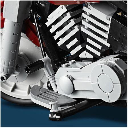 LEGO Creator Expert - Harley-Davidson Fat Boy 102696