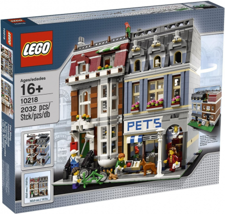 LEGO® Creator Magazinul de animale de companie (10218) [0]