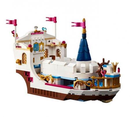 Lego Disney Princess Ambarcatiunea regala a lui Ariel 411534