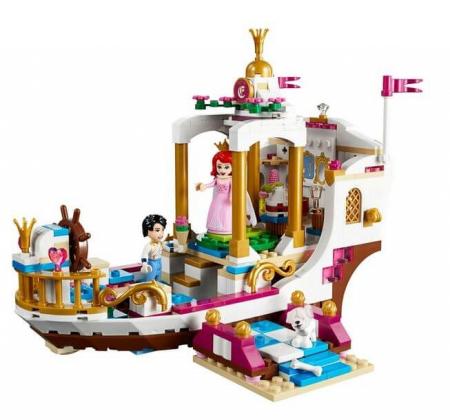 Lego Disney Princess Ambarcatiunea regala a lui Ariel 411533