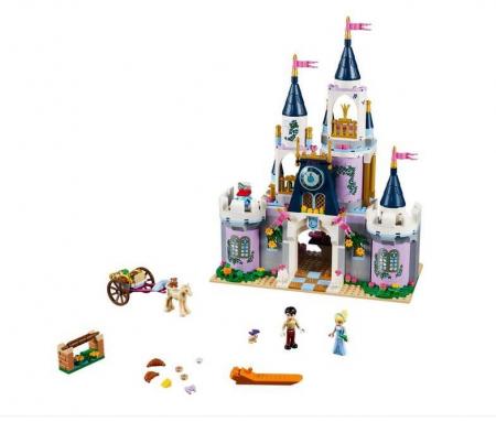 Lego Disney Princess Castelul de vis al Cenusaresei 411542