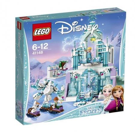 LEGO® Disney Princess™ Elsa si Palatul ei magic de gheata 41148 [0]