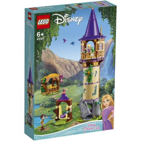 LEGO Disney Princess - Turnul lui Rapunzel 431870