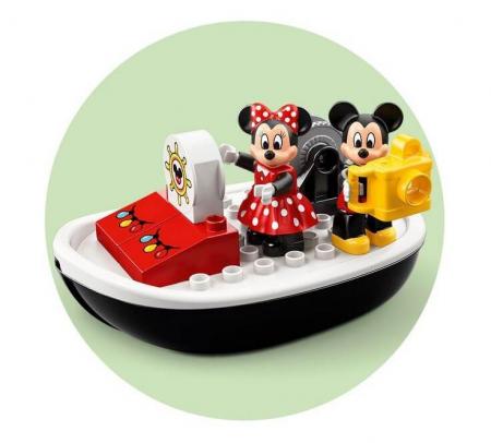 Lego Duplo Barca lui Mickey 108812