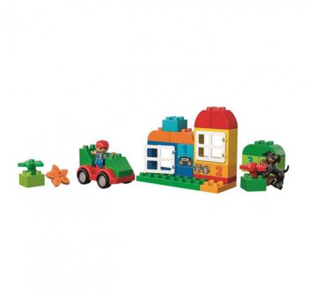 Lego Duplo Cutie completa pentru distractie LEGO'® DUPLO'® 105721
